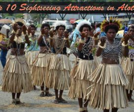 Alotau Sightseeing Attractions