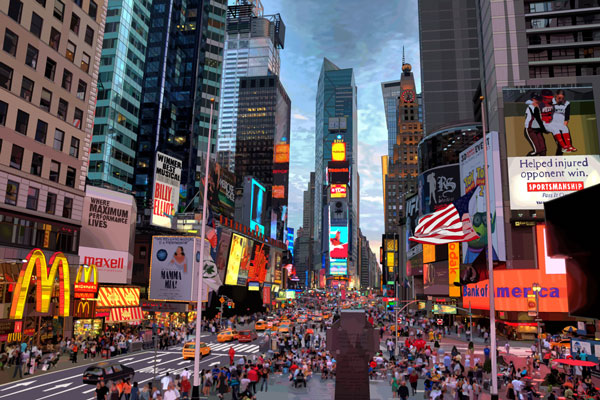 Top 10 Sightseeing Places of USA