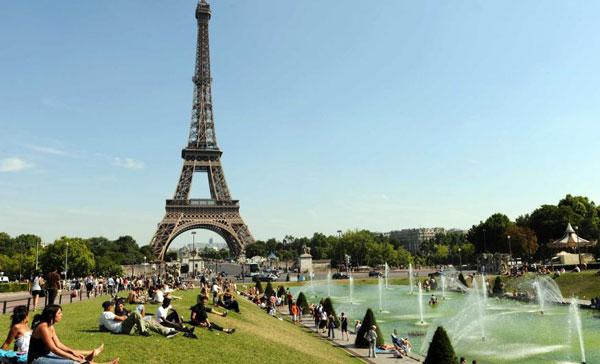 Sightseeing in Paris: The French City of Love