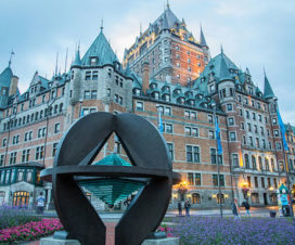 Quebec sightseeing places